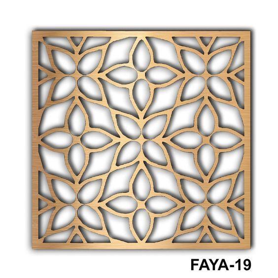 #FAYA Mashrabiya: