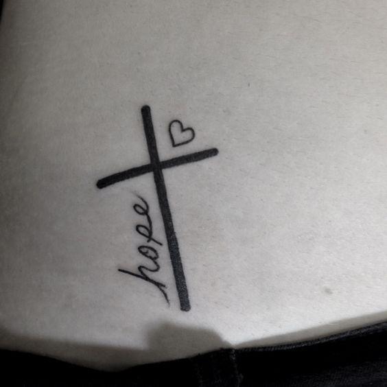 Faith Hope And Love Tattoo Ideas Hope Tattoo Faith Hope Love