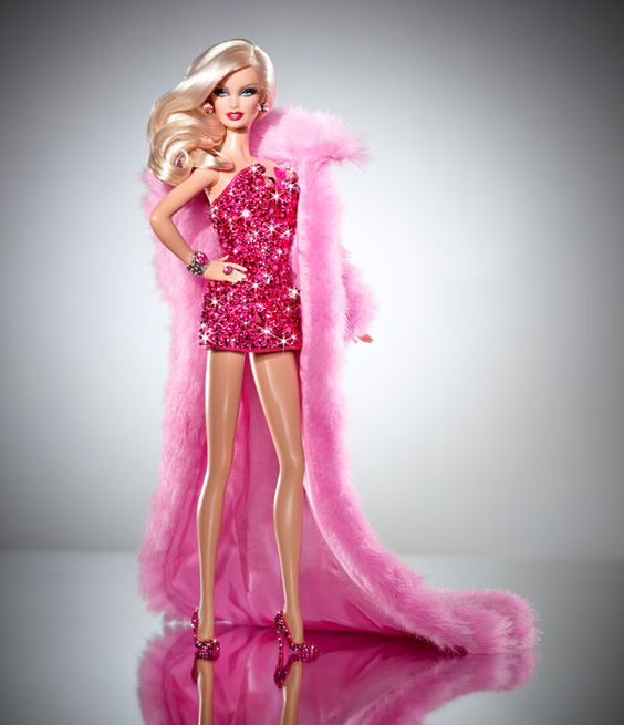 the f*cking barbie is so f*cking gorgeous!