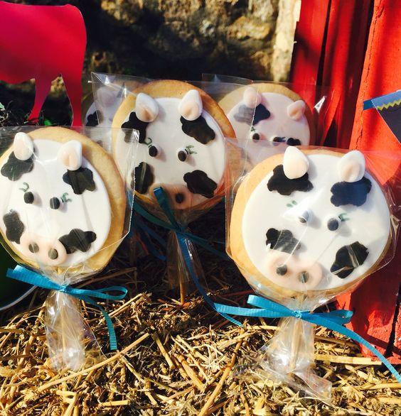 Galletas de mantequilla Little Farm