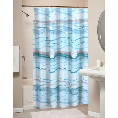 Found it at Wayfair - Maui Shower Curtain