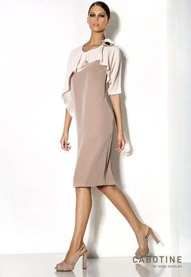 Beautiful Wedding Guest Dress By Cabotine Mother Of The