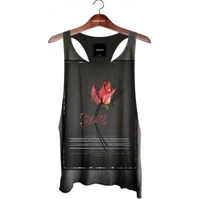 Regata Cavada - Dark Rose Preta