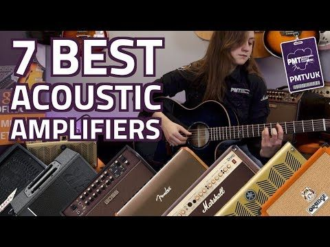 The Top 7 Best Acoustic Guitar Amplifiers For Performers 2019 Youtube Best Acoustic Guitar Guitar Acoustic Guitar