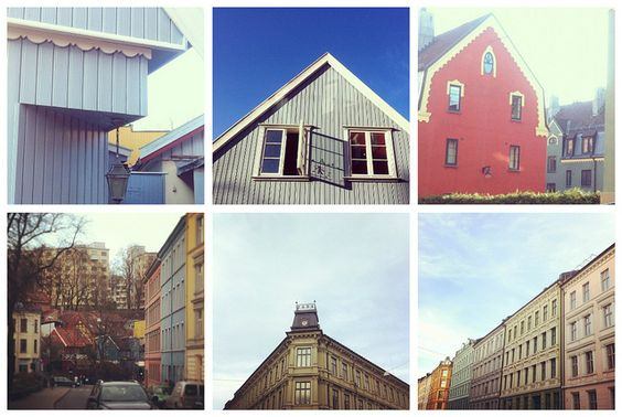 Greetings from Oslo! by VisitOSLO, via Flickr
