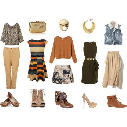 I'm bringing back mix and match Monday since I haven't done it in a while! This mix was inspired by the golden glow of Fall days. If Halloween were about wearing chic outfits instead of costumes, this is what I'd wear.