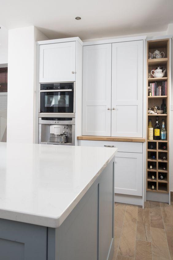 Beautiful Shaker kitchen chalkhouse alchemy kitchens Pinterest - küchen ikea gebraucht