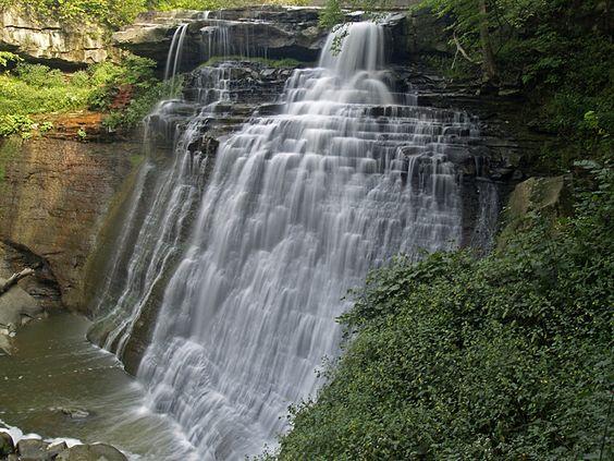 Cuyahoga Valley National Park Ohio Ohio Trip