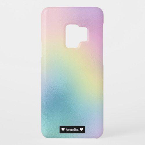 Rainbow Unicorn Samsung Galaxy A51 Case