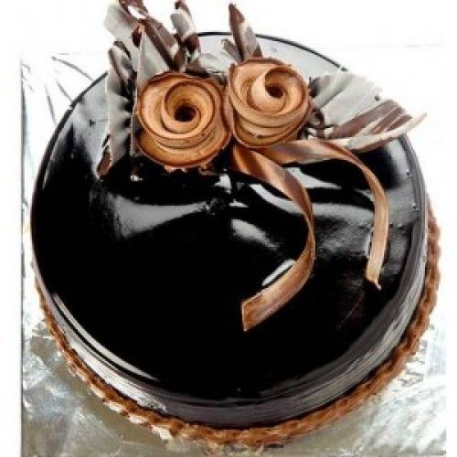 Five Star Chocolate Truffle Cake Easy Cake Decorating Buy Cake Yummy Cakes