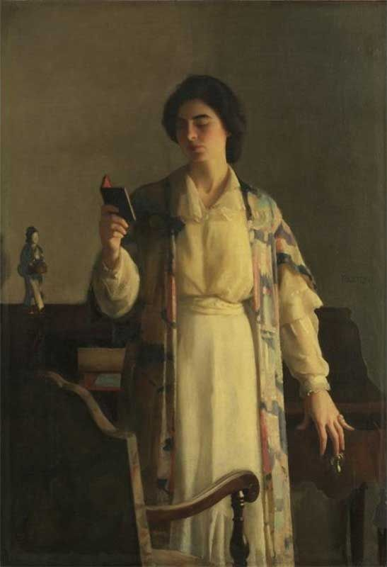 The Daguerreotype (William MacGregor Paxton - )