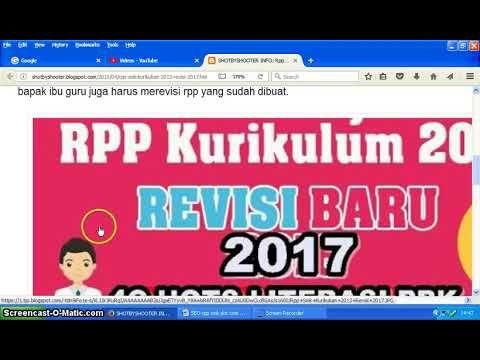 Rpp Smk Kurikulum 2013 Revisi 2017 Edisi Terbaru Kurikulum Video
