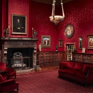 gothic genre in the red room Gothic rooms can be dark, beautiful, and enchanting dark colors, black, red and  silver candles, soft musicor maybe band posters, mysterious  emo is a more  modern subclass of the gothic genre or culture mixed with new punk elements.