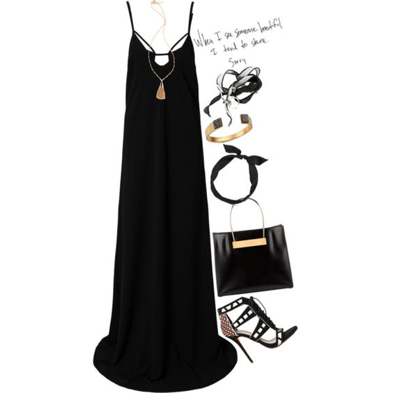 """Untitled #1022"" by celceline on Polyvore"