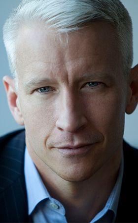 Raised on Manhattan's #UpperEastSide, CNN Anchor, Anderson Cooper #NYC #BornandBred