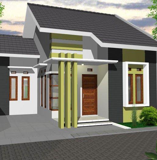 50 Model Atap Rumah Minimalis Yang Cantik Nan Menawan Desainrumahnya Com Rumah Minimalis Rumah Tiang Rumah