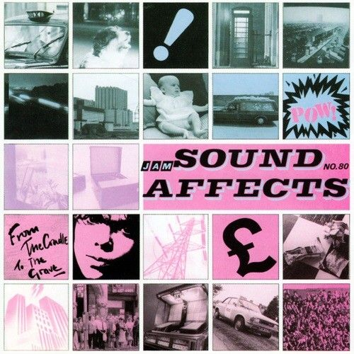 The Jam - Sound Affects   Jam songs, Album covers, Classic album covers