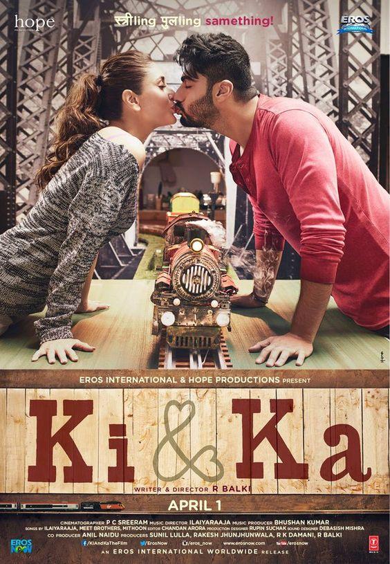 Watch Ki and Ka (2016)  Hindi Full Movie  Free