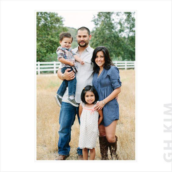 Clement Family . Portrait