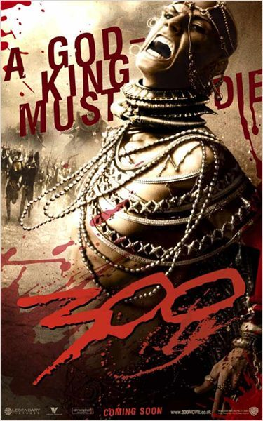 300 : Affiche Rodrigo Santoro, Zack Snyder