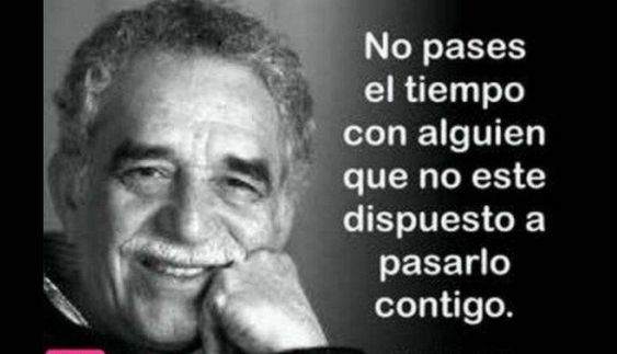 <b>¡El amor puede ser una cosa TAN complicada!</b> Pero el famoso autor y ganador del premio Nobel de la literatura, Gabriel García Marquez, nos dejó unas muy buenas lecciones sobre el amor que todos deberíamos aprender.
