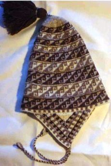 Free Knitting Pattern - Hats: Ch'ullu Hat