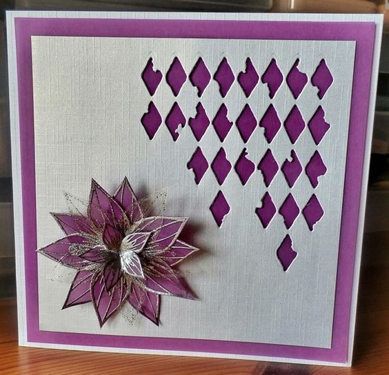 Butterflies and Flowers (2 cards) | docrafts.com