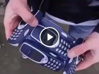 A capinha mais resistente do mundo para iphone. Uau !