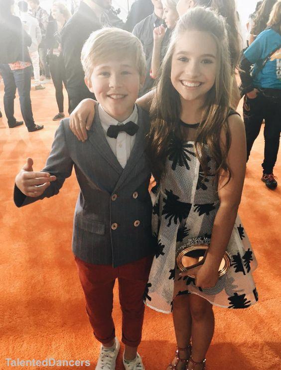 #ZieglerMackenzie Nickelodeon Kids' Choice Awards [03.14.16]: