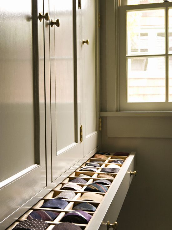 tie drawer | tim barber