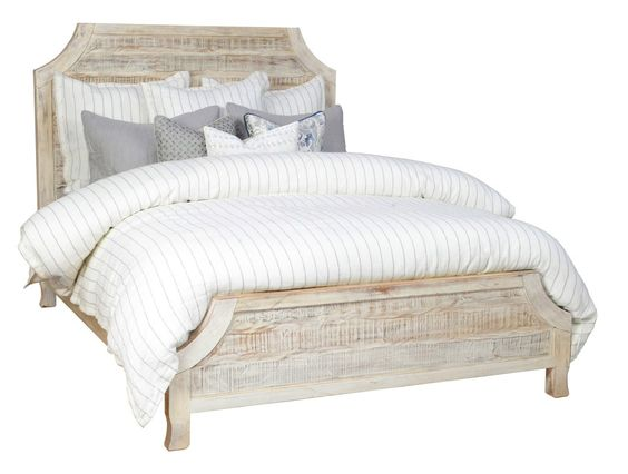 Melia Traditional Panel Bed