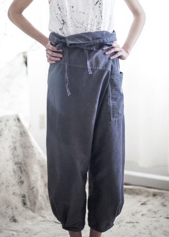 pants origami and sailor pants on pinterest