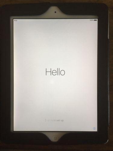 iPad 2 Wi-Fi 16GB White  Model A1395 https://t.co/UFpm6EgkxE https://t.co/SlrVtKuc7s