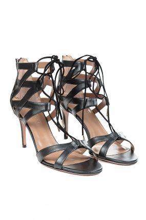 Aquazzura Beverly Hills Heel - Black