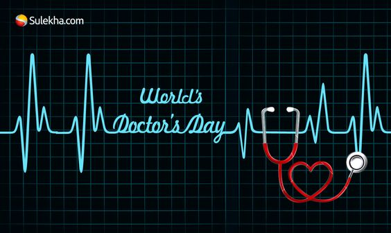"""Doctor is the one who adds the beat to our lives. We respect every doctor for all their deeds. Wishing the """"life saviours"""" a great success!   #WorldDoctorsDay"""