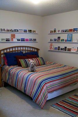 Trim shelves