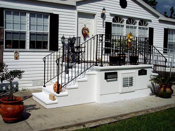 Porch storm shelter uderneath i love this idea for for Porch storm shelter