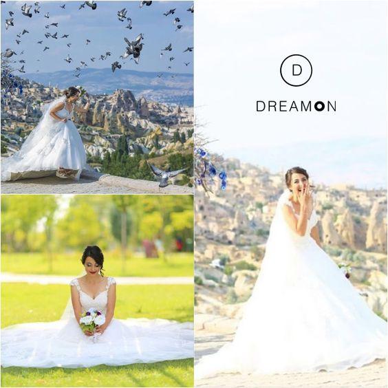 """""""Merhabalar ben Gaziantep DreamON mağazasından aldım gelinliğimi ve çook severek giydim, teşekkürler"""" Deniz Hanım www.instagram.com/denizucl www.dreamon.com.tr #dreamon #gelinlik #style #rockthatnight #koleksiyon #gelinlikmodelleri #nisanlık #mağaza #truelove #wedding #abiye #dreamongelini #abiyemodelleri #tresna #gaziantep #moda #dreamonplaza #mutluluk"""
