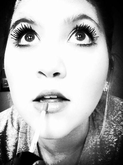 mascara haute naughty lash black bbknss