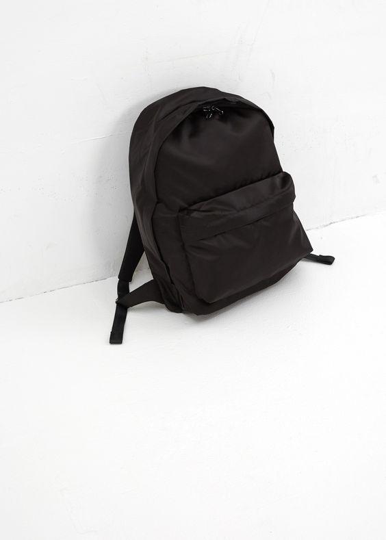 Acne Studios Olov Backpack in Black