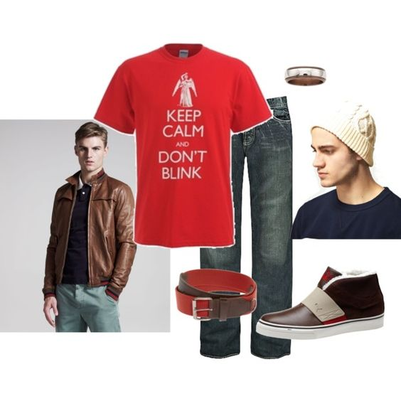 My first polyvore creation for the Future Hubs!
