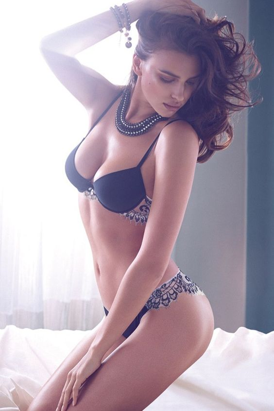 Musas da Semana: Irina Shayk impressiona em editorial sexy