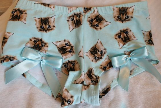kitty panties by kittensplaypen