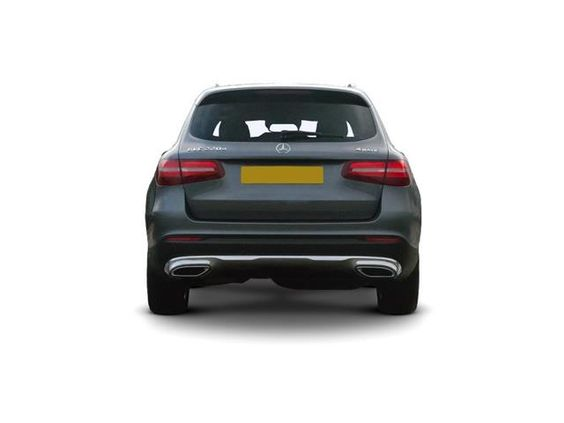 Mercedes-Benz GLC Diesel Estate rear view