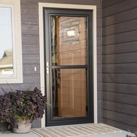 249 Shop Larson Tradewinds White Full View Aluminum Storm Door