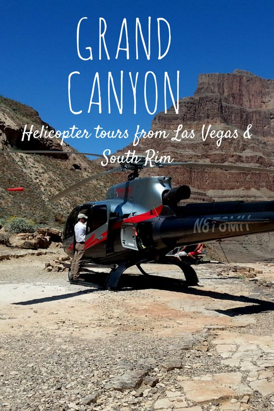 Try a Grand Canyon helicopter tour! Start here: http://www.grandcanyonhelicopters.org/mbx/002/