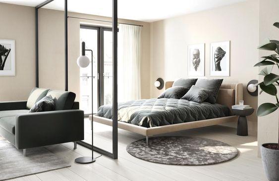 ボーコンセプト ベッドルーム ワンルーム