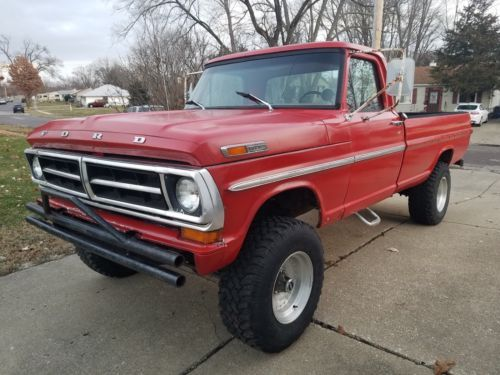 1972 Ford F 250 Pickup Truck Old 1970 S Trucks For Sale Vintage Classic And Old Trucks Oldtrucks Vintagetruck Trucks Custom Trucks Ford Trucks For Sale