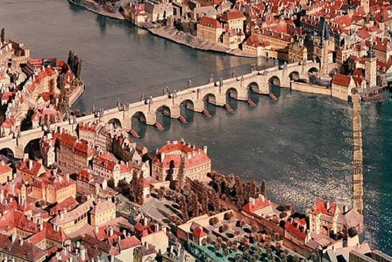 Charles Bridge. Photo: Miroslav Fokt.