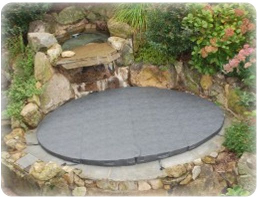 Another Nice Custom Spa Cover By Hot Tub Works Well Done Custom Hot Tubs Hot Tub Cover Outdoor Spa